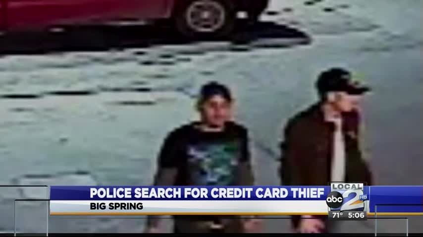 Big Springs Credit Card Thief_20160331225706