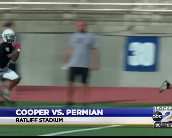 Permian beats up Lubbock Cooper in first scrimmage_35266314-159532