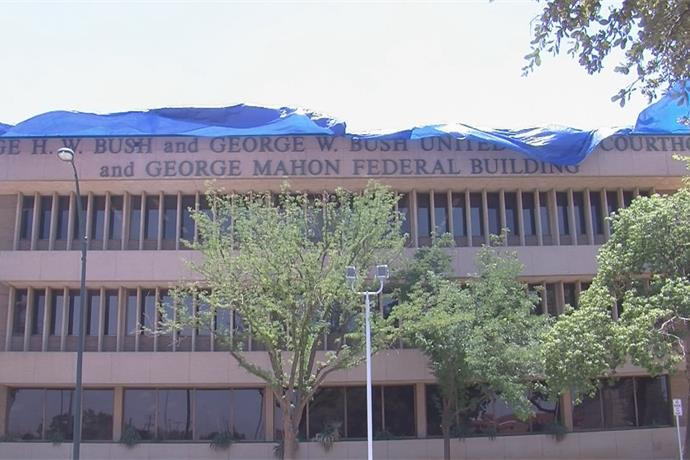 Midland's Federal Courthouse Renamed After The Bush's, Mahon_1472551507753584554