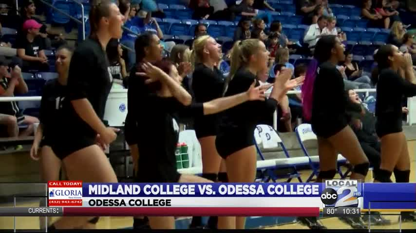 Odessa College Volleyball wins Rivalry Match_02888538-159532
