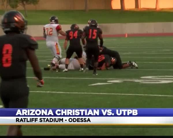 UTPB Stays Undefeated Against Arizona Christian_53454567-159532