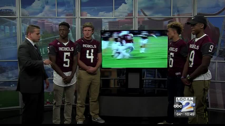 Film Session With the Midland Lee Rebels_04083128-159532
