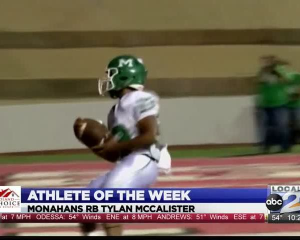Athlete of the Week- Tylan McCalister_11570504-159532