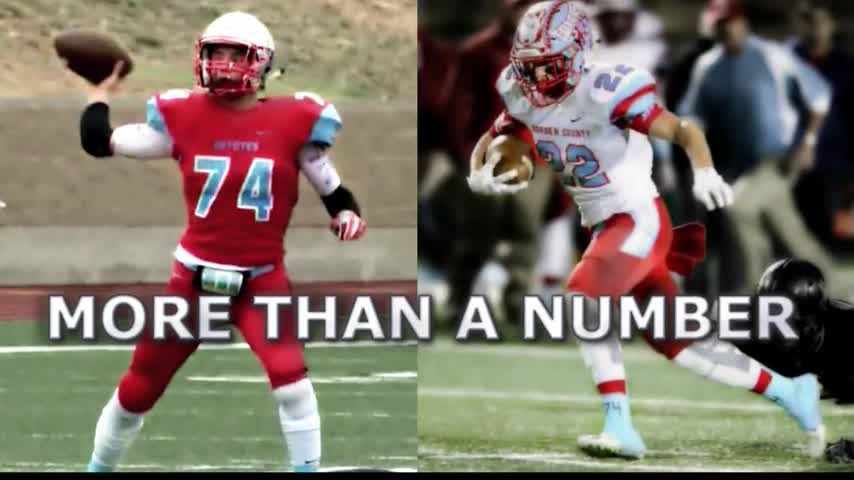 Behind the Number- QB Hunter Jones Wears No- 74_91959302-159532