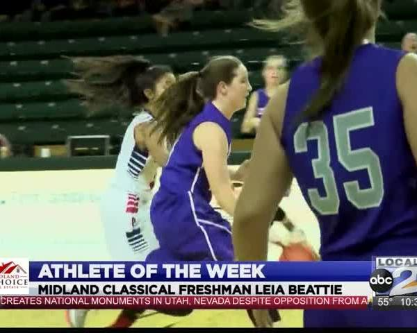 Athlete of the Week- Midland Classical-s Leia Beattie_35531739