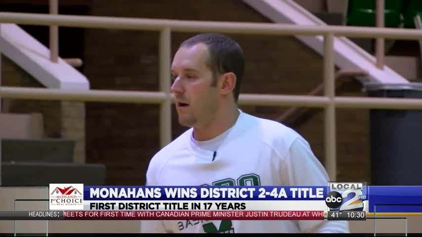 Monahans Talks First District Title in 17 Years_54598066