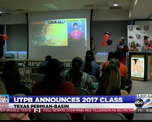 UTPB Introduces 2017 Recruiting Class_83307895