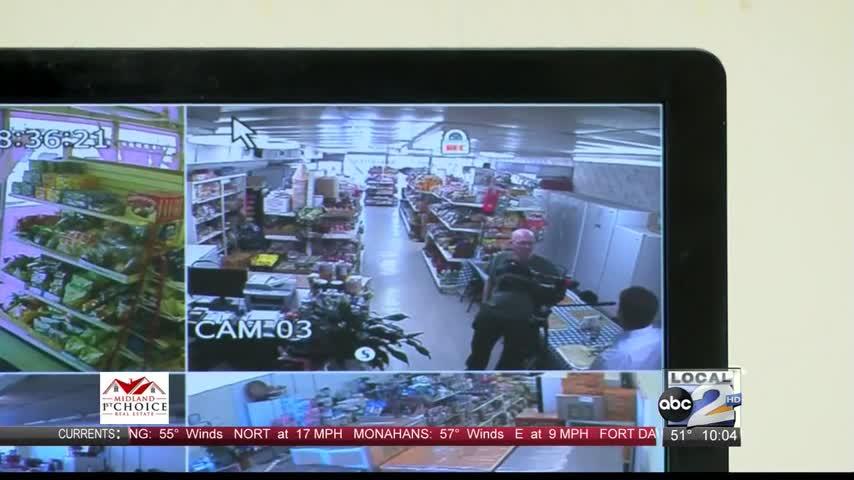 Stores On Alert