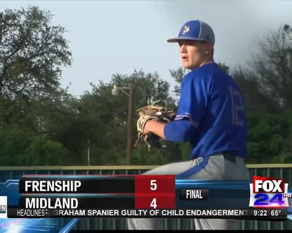 frenship tops mhs baseball