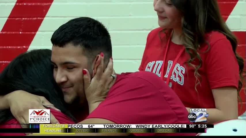 Two Odessa High Bronchos Heading to Sul Ross_73611415