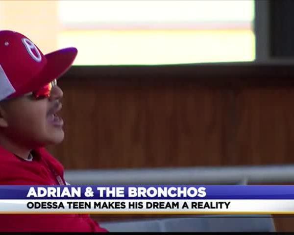 adrian & the bronchos