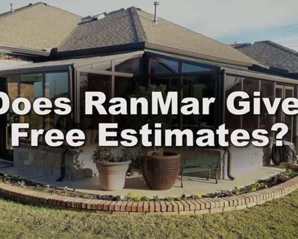 Does RanMar give free estimates