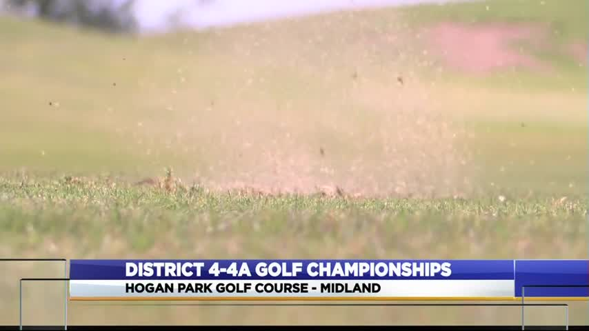 Andrews- Monahans Sweep Regional Spots at District Golf_18627253
