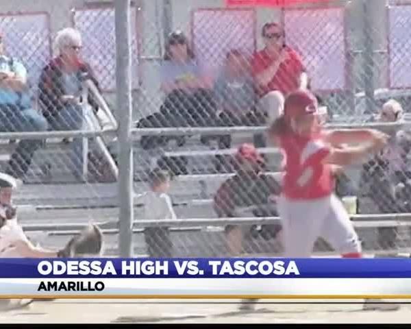 Odessa High Softball Rolls Tascosa_29048321
