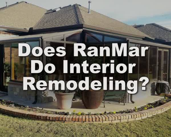 Does RanMar do interior remodeling
