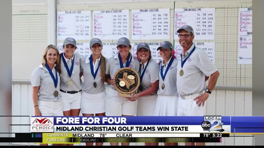 Fore For Four- Midland Christian Golf Talks State Titles_89476126