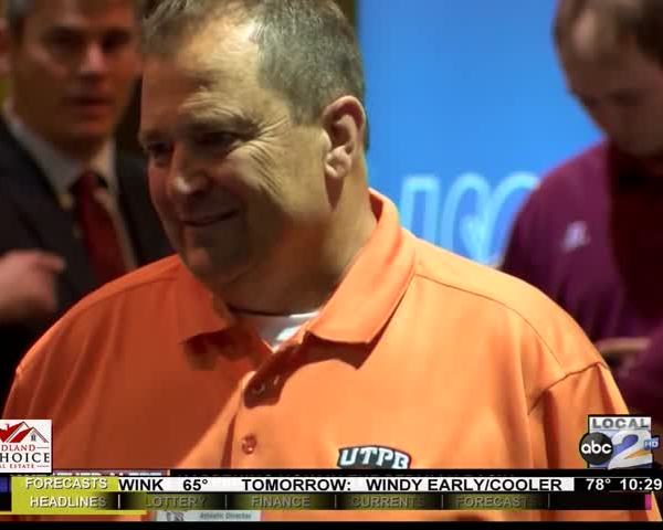 UTPB-s Aicinena Retires from Athletic Director Duties_50148733
