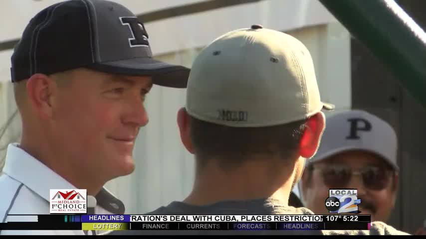 Webster to Leave Permian Baseball_53291768