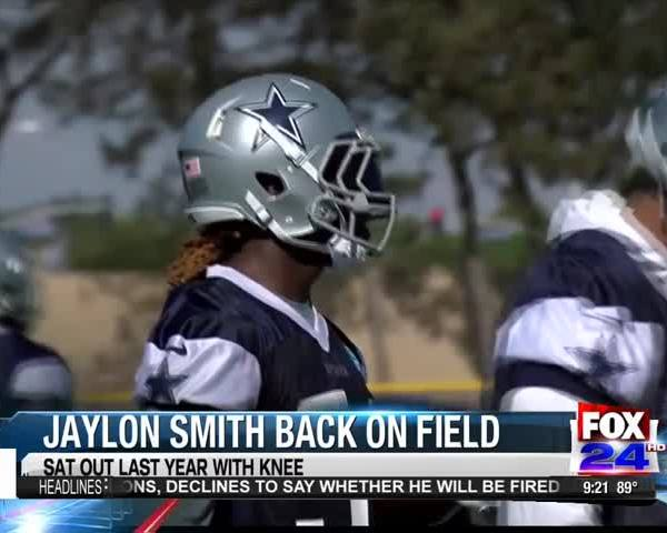Cowboys Report- Jaylon Smith Expecting Return_73691389