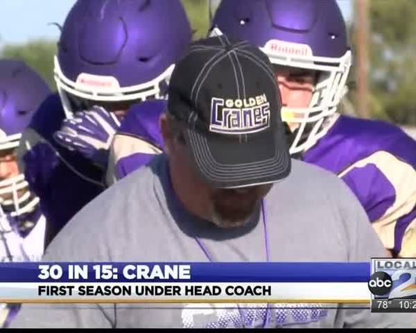 30 in 15: Crane