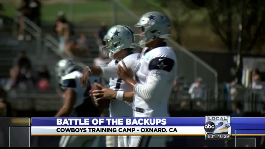 Cowboys Report- Battle of the Backups_04954827