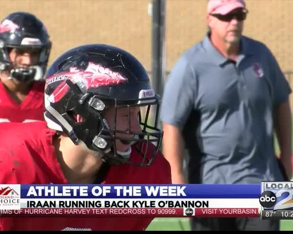 Athlete of the Week- Kyle O-Bannon_79215740