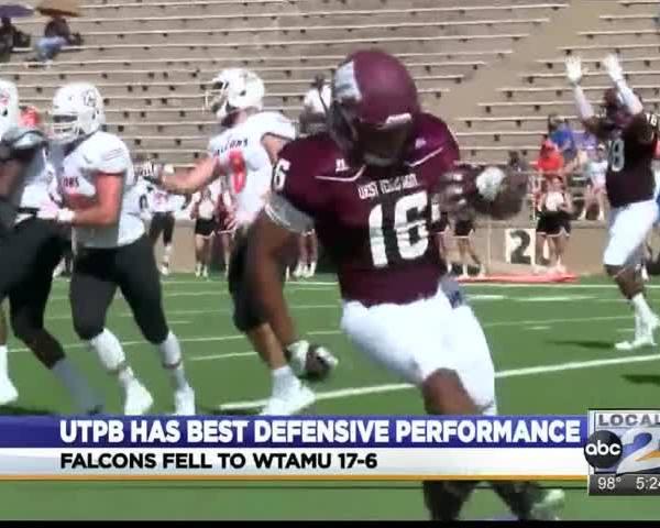 UTPB Puts Up Best Defensive Performance Saturday_97924053