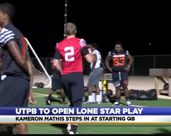UTPB to Open Lone Star Conference Play_04169353