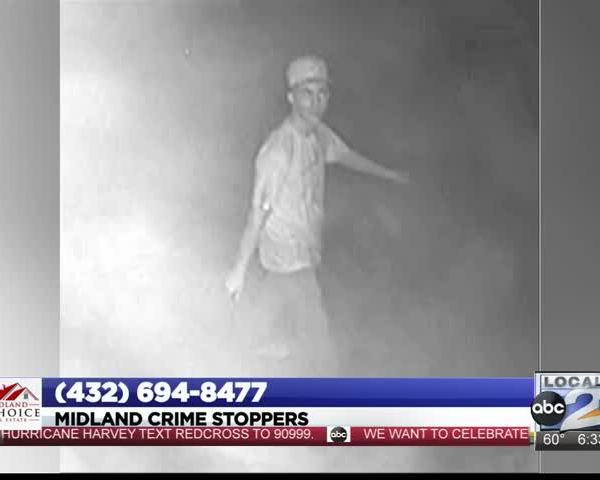 CRIME WATCH: Do You Know This Man?