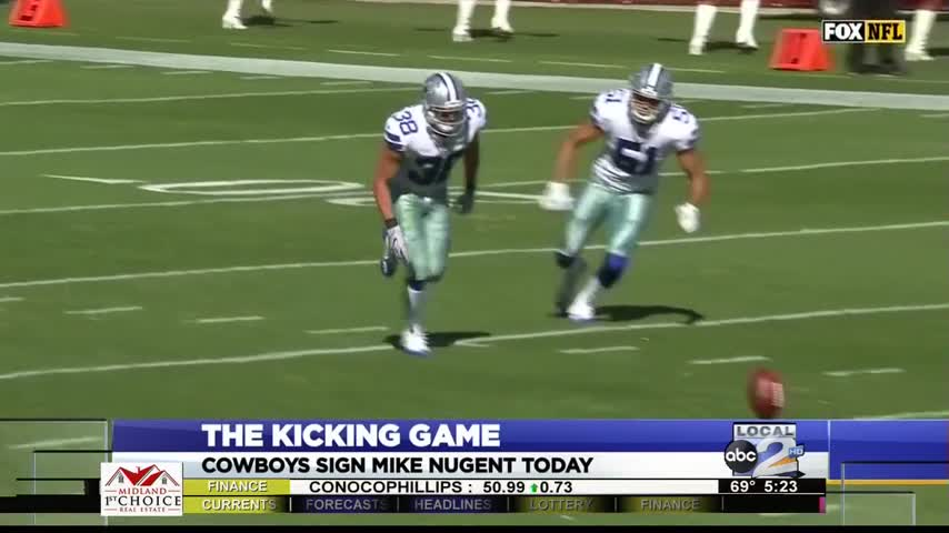 Cowboys Report- Get a Kick Out of This_06902028