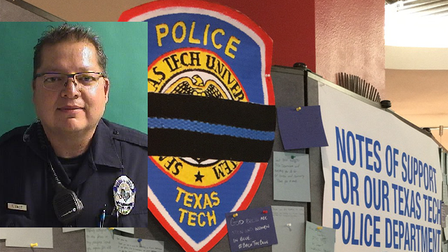 What Led Up to the Fatal Shooting of a Texas Tech Police