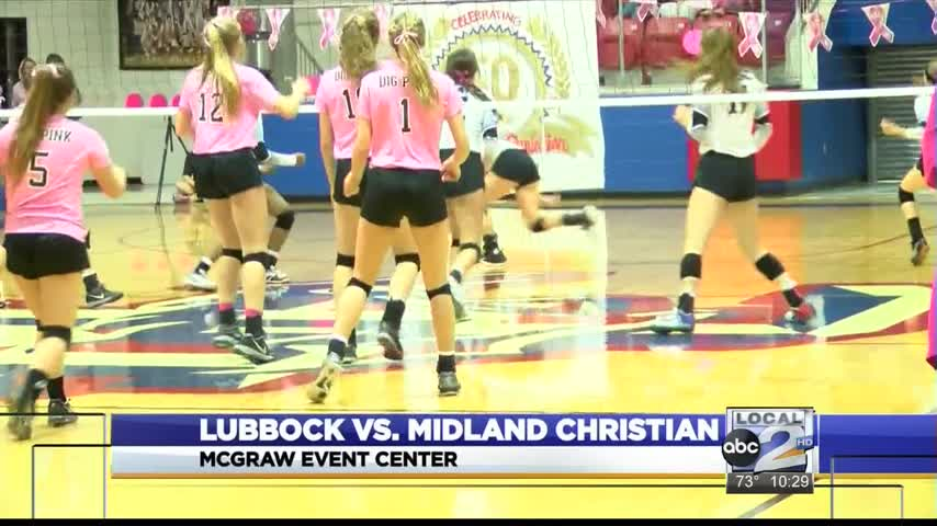 Midland Christian Falls in Five Sets to LBK Titans_01291123