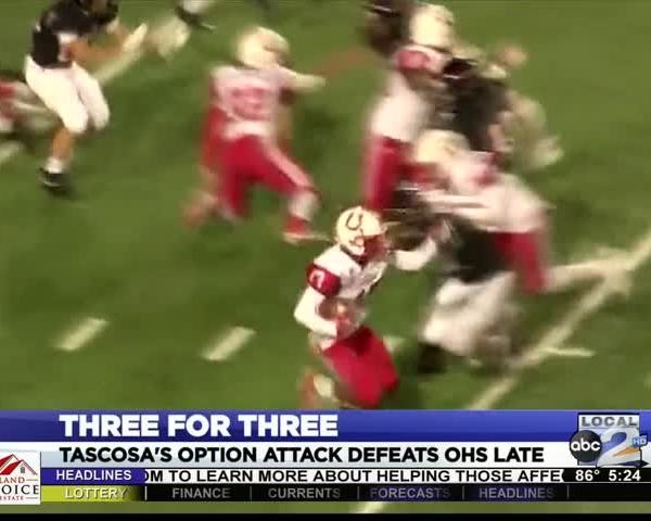 Odessa High Missed Opportunities Against Tascosa_50868231