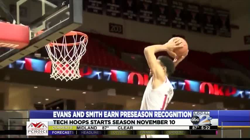 Two TTU Basketball Players Earn Preseason Honors_02135626