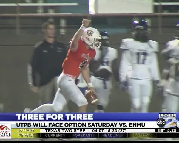 UTPB-s Gives Up Big Plays in Loss_51020771