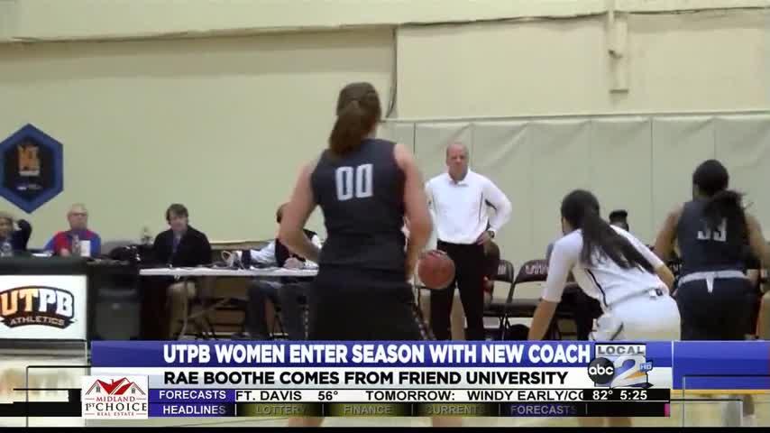 Meet New UTPB Women's Basketball Coach