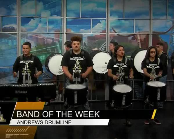 Band of the Week- Andrews Mustangs_82364024
