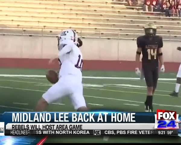 Midland Lee to Host Home Playoff Game_18277790