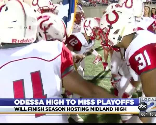 Odessa High Looking to Play Final Game Strong_23022070