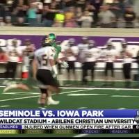 Seminole Holds Off Iowa Park to Advance_79831520