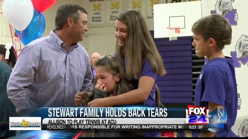 Special Day for the Stewart Family_81199873