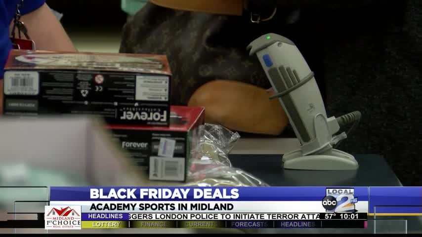 Black Friday Deals in Midland