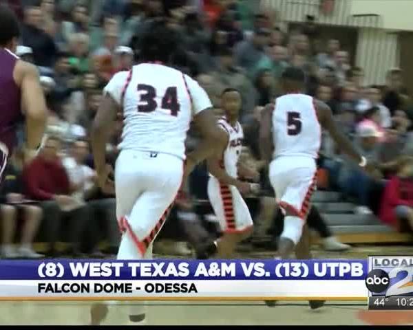 UTPB Men Pull Off Win over Texas A-M_26962833