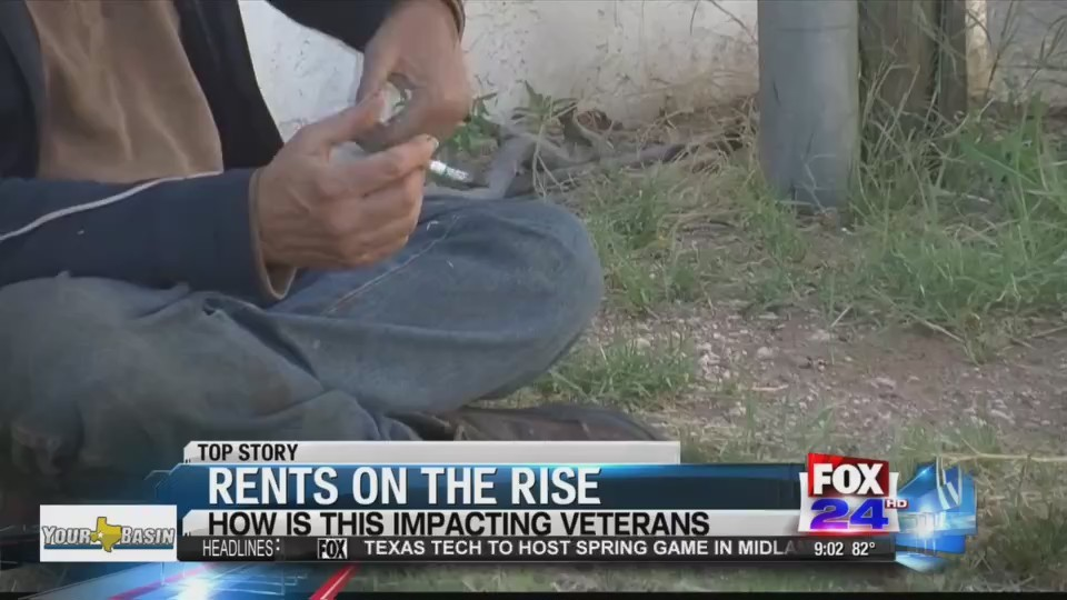 Homeless Veterans in the Basin