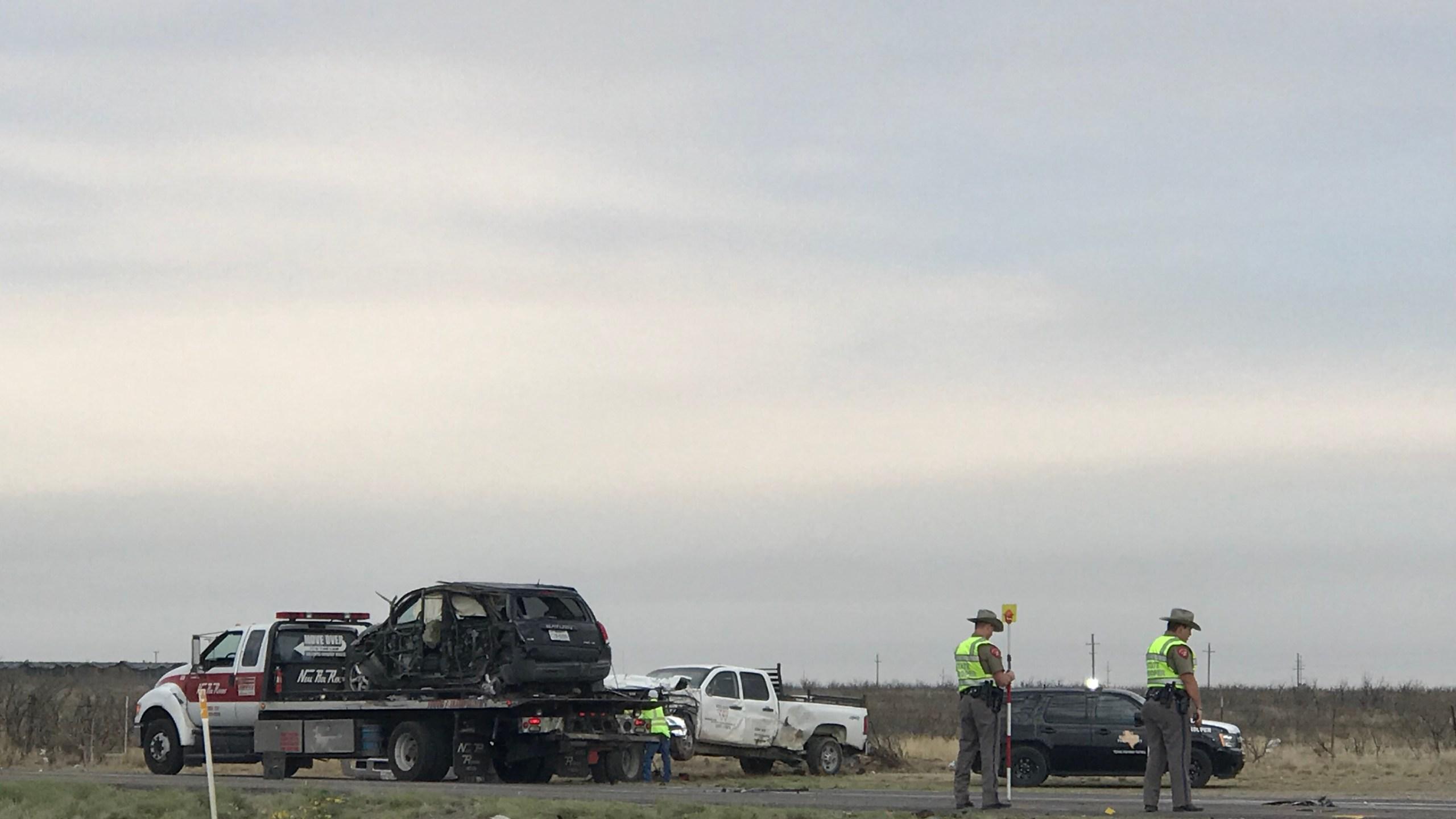 Victim Killed in Highway 302 Crash Identified