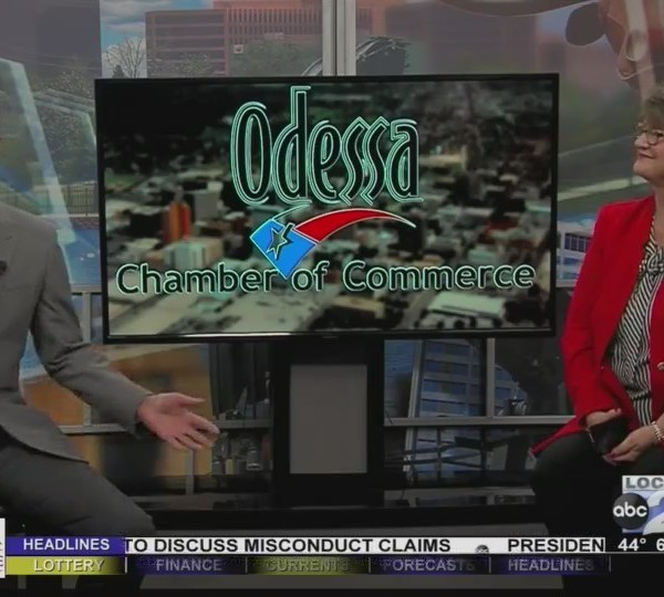 The Odessa Chamber of Commerce is Launching a new App