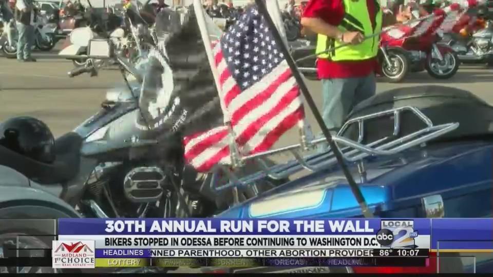 30th Annual Run for the Wall