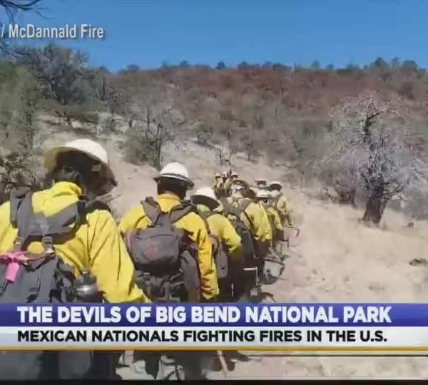 The Devils of Big Bend National Park