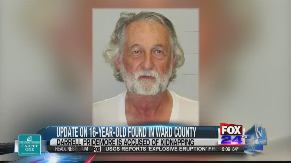 Update on Ohio Teen found in Ward County