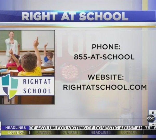 Right at School Program part two - August 8th, 2018